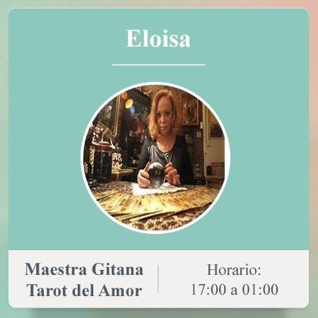 Maestra Gitana - Tarot del Amor