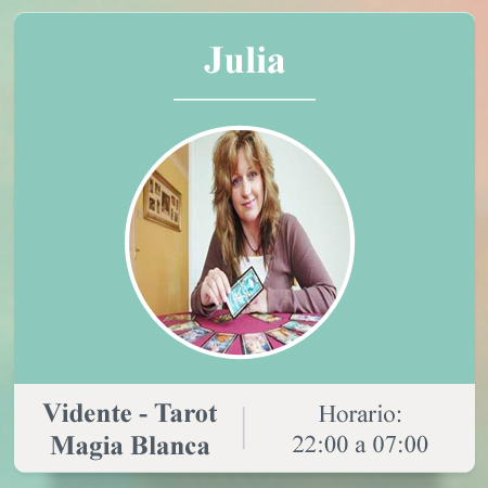 Vidente - Tarot - Magia Blanca